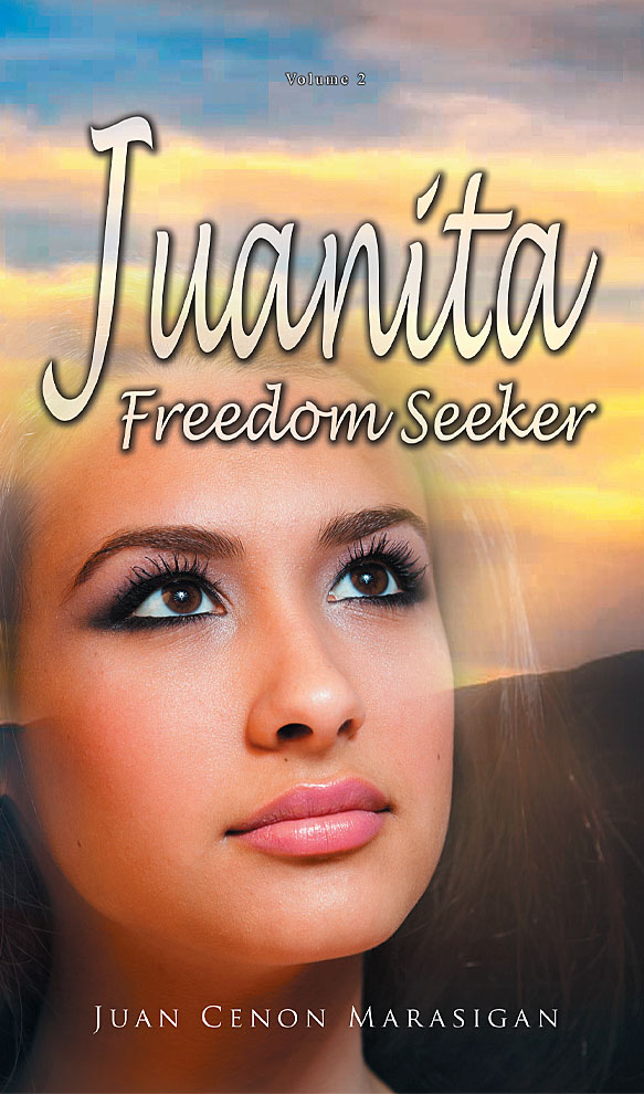 Juanita Freedom Seeker Book 2 Front Cover